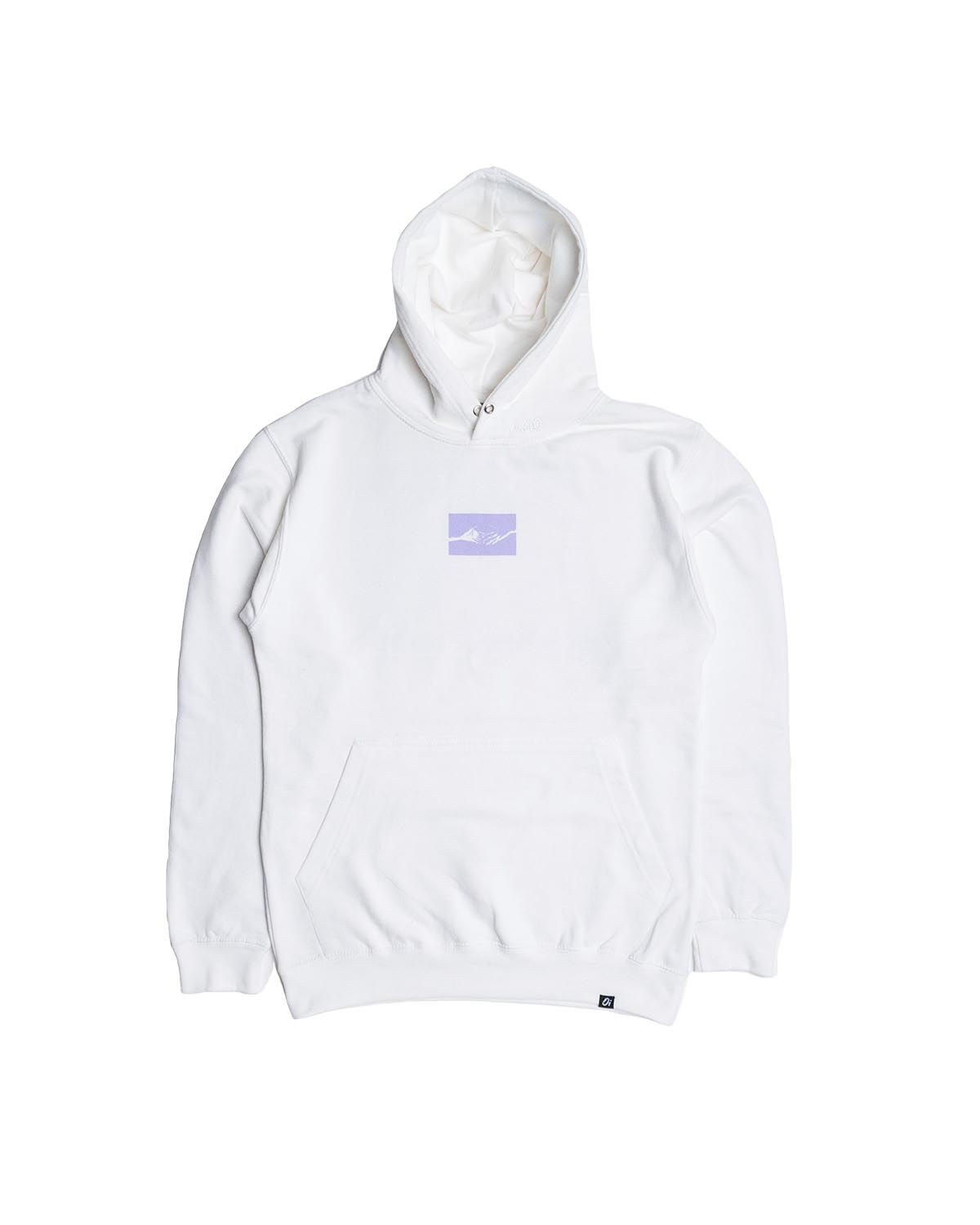 Love Without Words White Hoodie