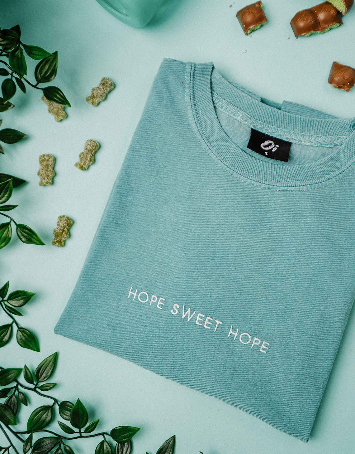 Mint Hope Sweet Hope T-Shirt