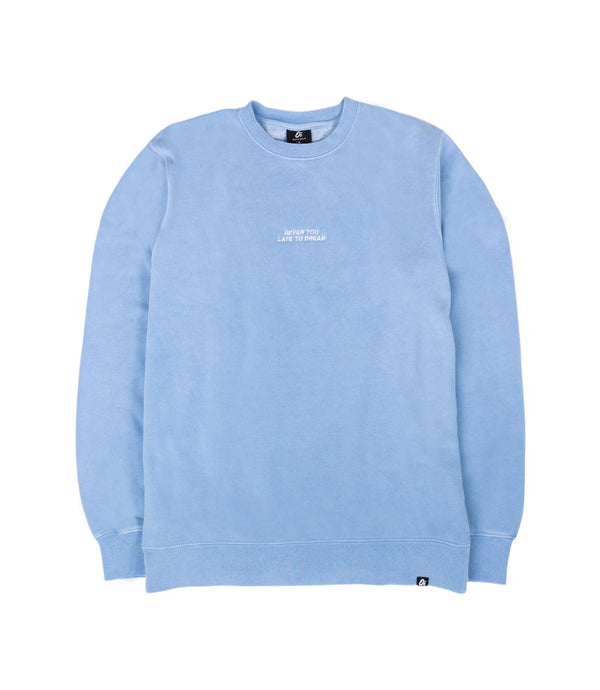 Faded Blue Sweater NTLTD