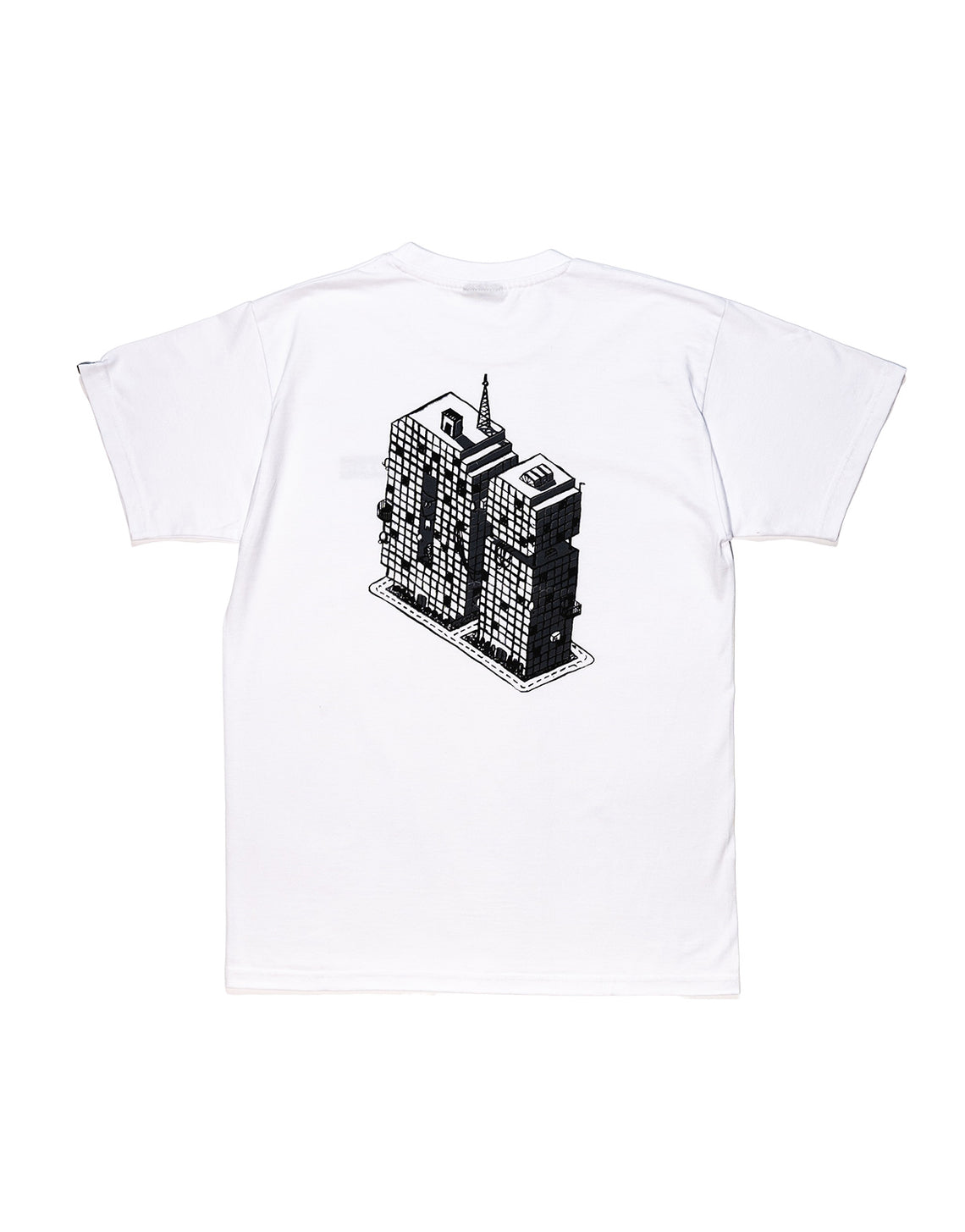 Oi Building T-Shirt - OutsideIn