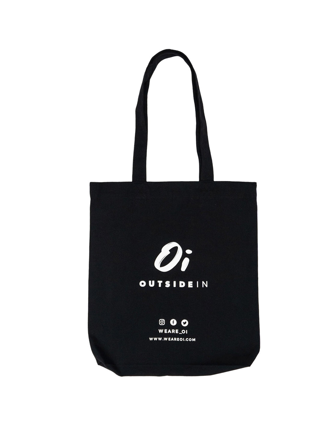 Oi Tote Bag - OutsideIn
