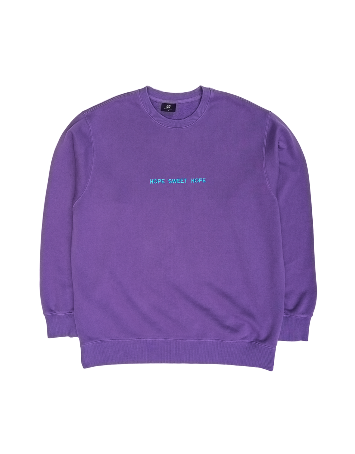Purple Hope Sweet Hope Sweater - OutsideIn