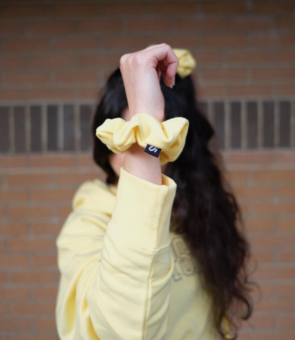 Lemon Scrunchies