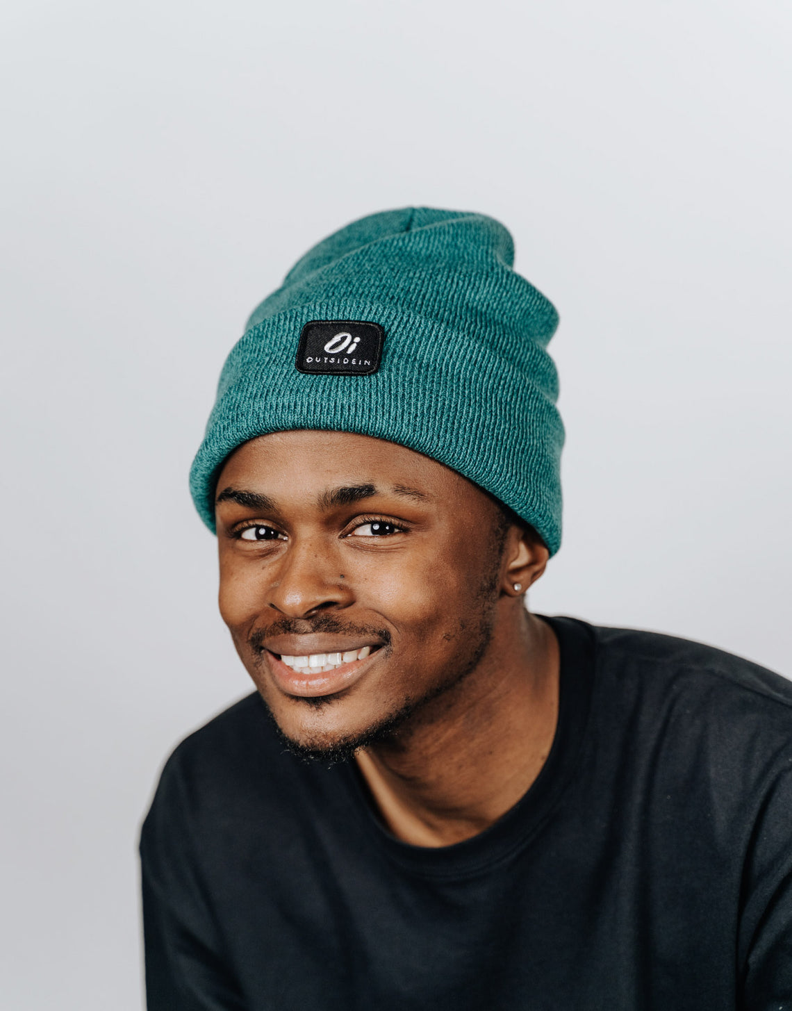 Green Thermal Beanie