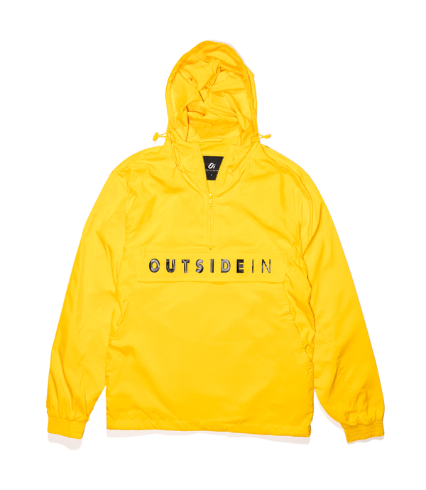 OutsideIn Yellow 1/2 Zip