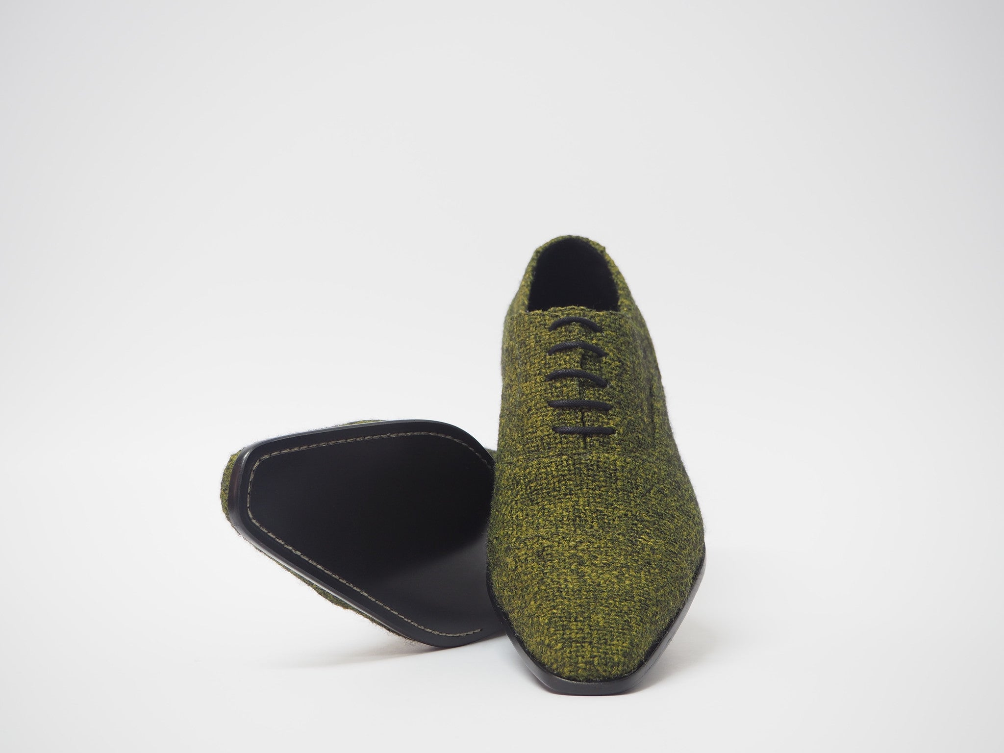 Size 45 - Olive Green Oxford