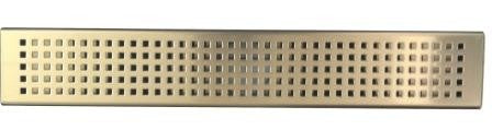 NOBILE Floor Channel 1000 (80mm),Wastes,Shower Channel & Grates,thebathroomoutlet