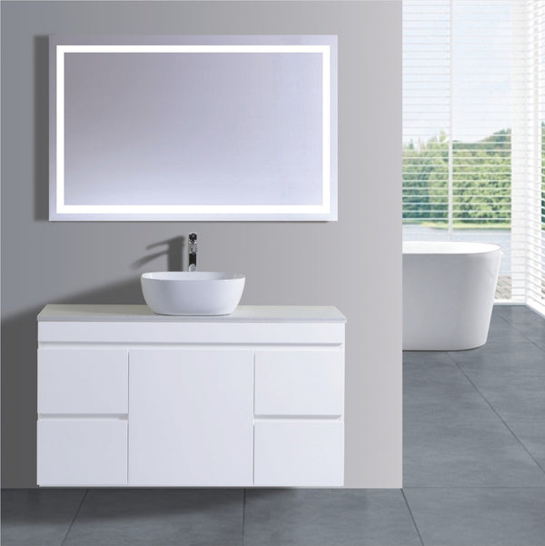 Reflex Series VGM1200 WHT Wall Hung