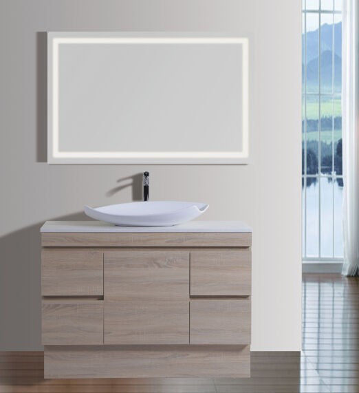 Reflex Series VGM1200 OAK Free Standing,Vanities,1200mm,thebathroomoutlet