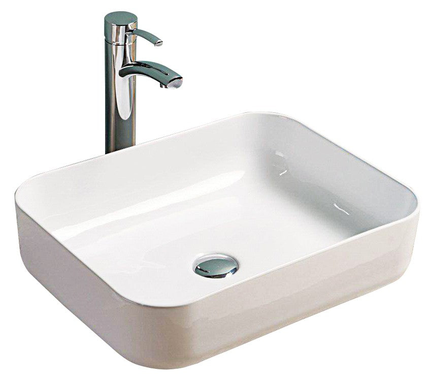 Blink 500 Above Counter Basin BSN-P017,Basins,Above Count Basin,thebathroomoutlet