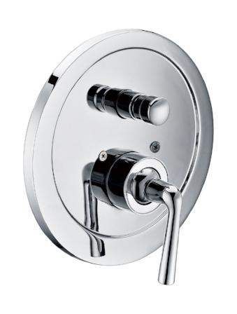 Edolo Shower Mixer With Diverter,shower, Tapware, Edolo, Shower Tapware,thebathroomoutlet