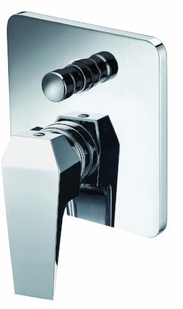 Andria Shower Mixer With Diverter