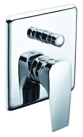 Lecco Shower Mixer With Diverter