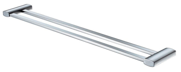 9503T01009C-900mm Double Towel Rail,Bathroom Accessories,9503 Series,thebathroomoutlet