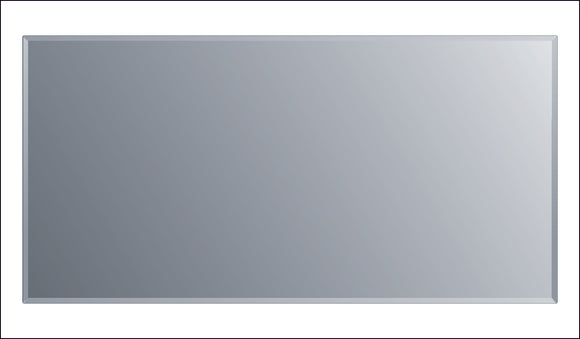 CLEARANCE SPECIAL - Eco Mirror 1500,Mirrors,Frame Mirror,thebathroomoutlet