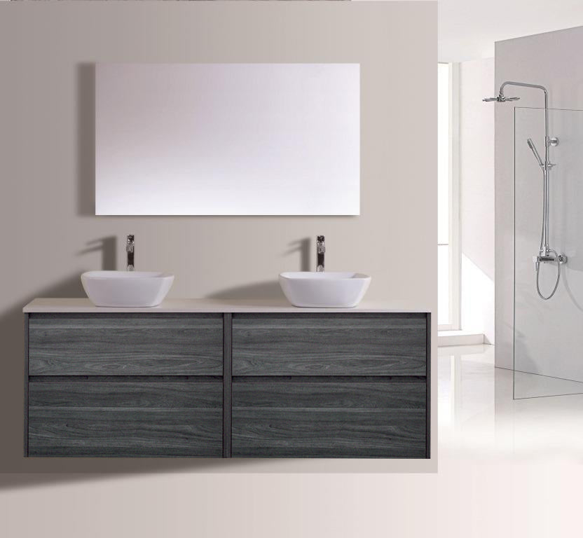 Caliber Series VMF1800DW CCO Wall Hung,Vanities,1800mm,thebathroomoutlet