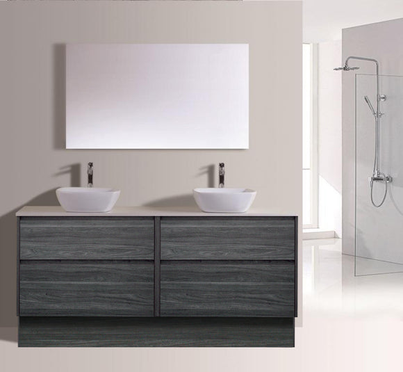 Caliber Series VMF1800DW CCO Free Standing,Vanities,1800mm,thebathroomoutlet