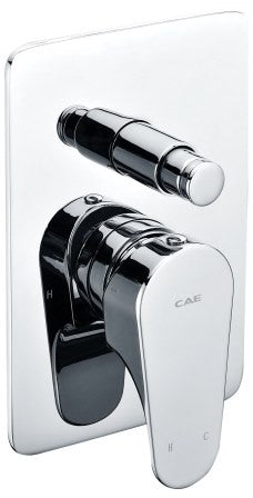 Tivoli Shower Mixer With Diverter