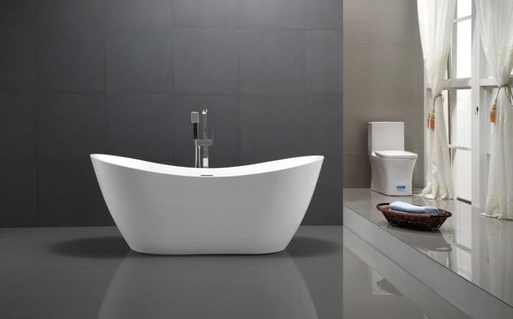 Lux 1800 Free Standing Bath,Baths & Spas,Freestanding,thebathroomoutlet