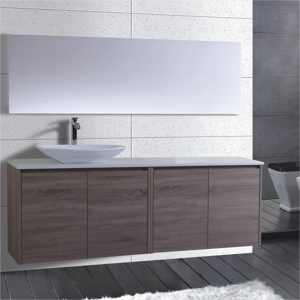 Caliber Series VMF1500DR WGE Wall Hung,Vanities,1500mm,thebathroomoutlet