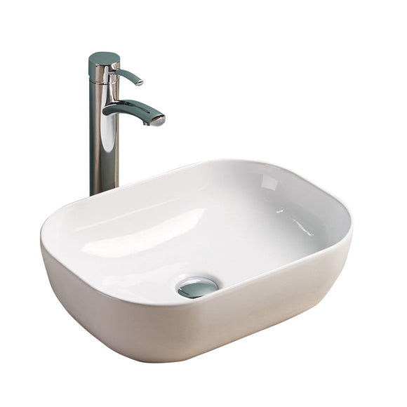 Bloom 500 Above Counter Basin BSN-P002,Basins,Above Count Basin,thebathroomoutlet