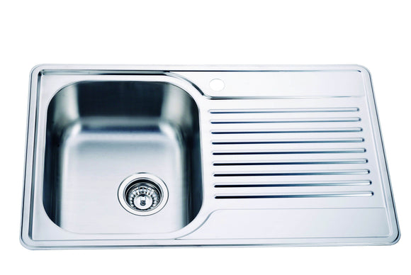 Kitchen Sink KIS790,Kitchen Sinks,Inset Sinks,thebathroomoutlet