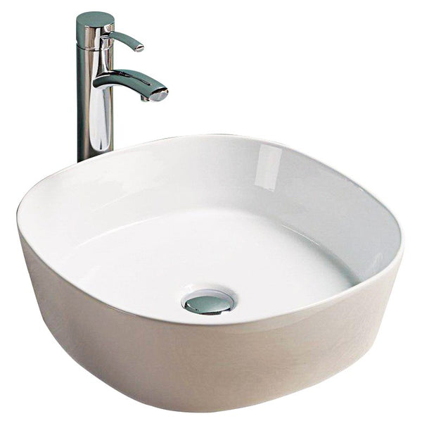 Above Counter Basin 221510W,Basins,Above Count Basin,thebathroomoutlet