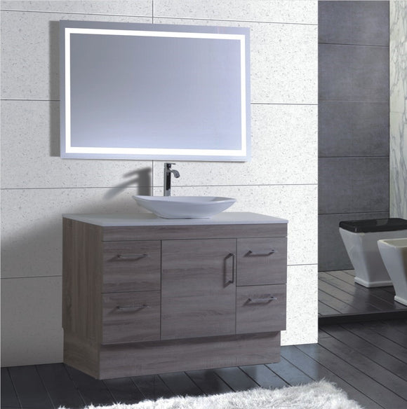 Lush Series VGN1200 WGE Free Standing,Vanities,1200mm,thebathroomoutlet
