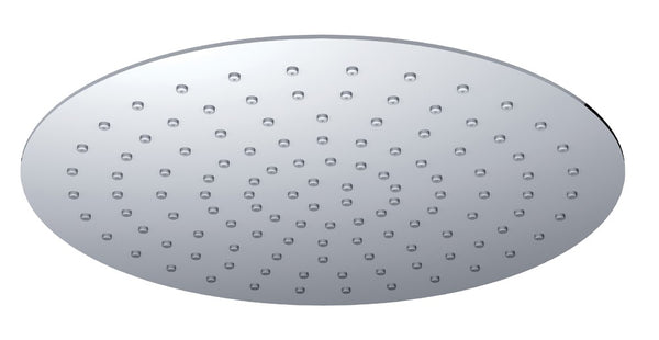 Round Stainless Steel Shower Head 50030132501 (300 x 300 mm),Showers,Shower Heads,thebathroomoutlet