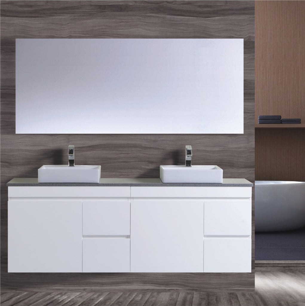 Reflex Series VGM1800 WHT Wall Hung,Vanities,1800mm,thebathroomoutlet