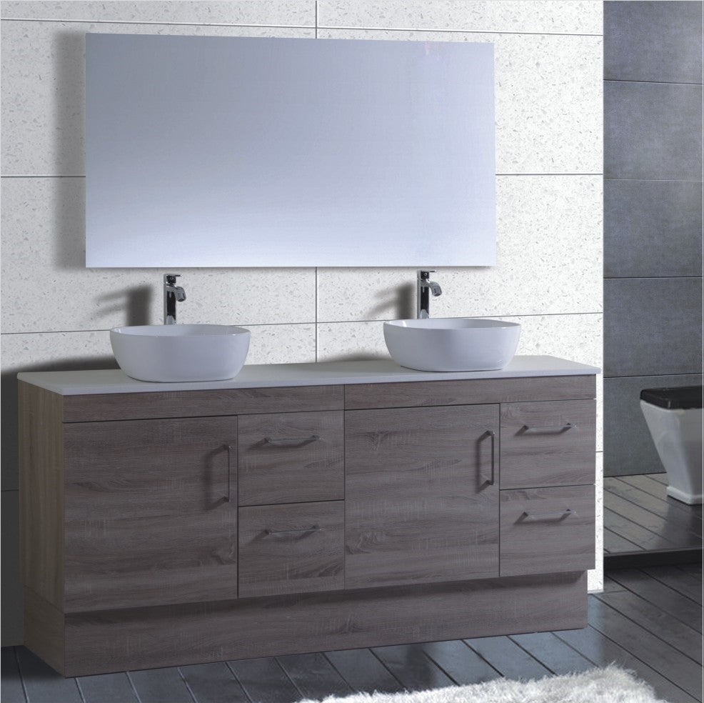 Lush Series VGN1800 WGE Free Standing,Vanities,1800mm,thebathroomoutlet