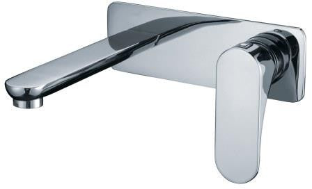 Montella Wall Basin Mixer,Tapware,Bathroom Tapware, Montella, Wall Basin/Bath Mixer,thebathroomoutlet
