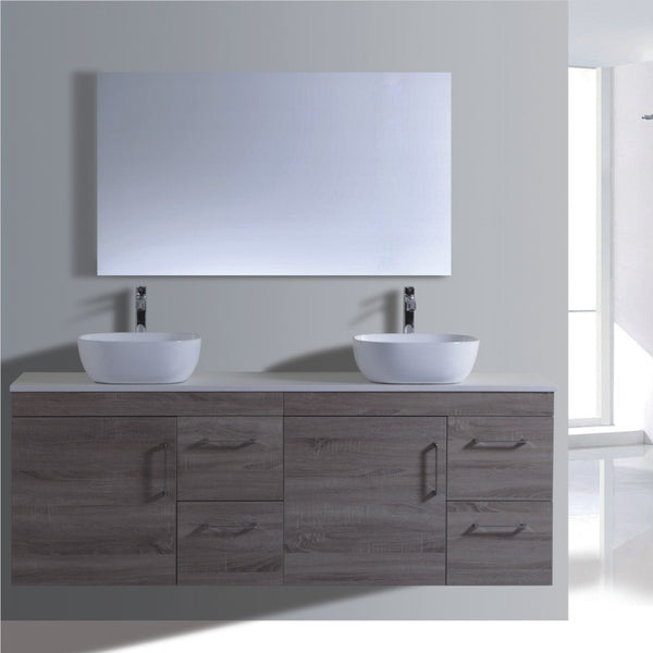 Lush Series VGN1800 WGE Wall Hung,Vanities,1800mm,thebathroomoutlet