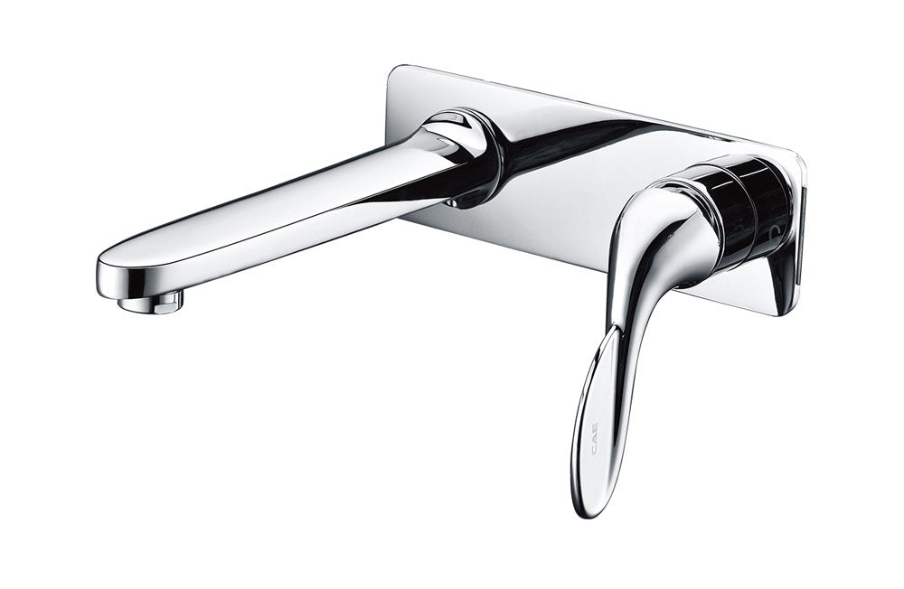 Bilbao Wall Basin Mixer