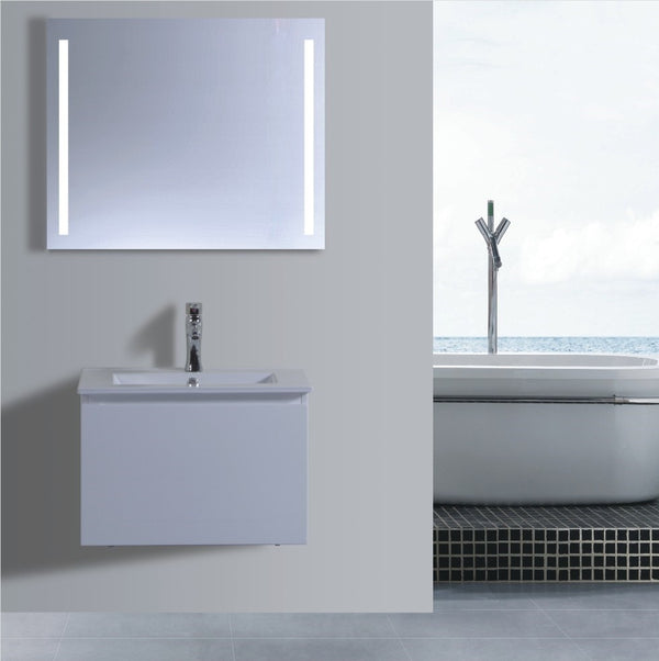VMI600 DW WHT,Vanities,Powder Room,thebathroomoutlet