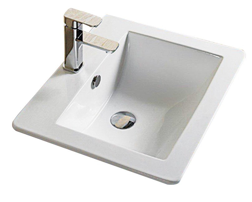 Inset Basin 231710W,Basins,Inset & Vanity Basin,thebathroomoutlet