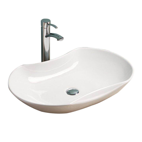 Above Counter Basin 222010W,Basins,Above Count Basin,thebathroomoutlet