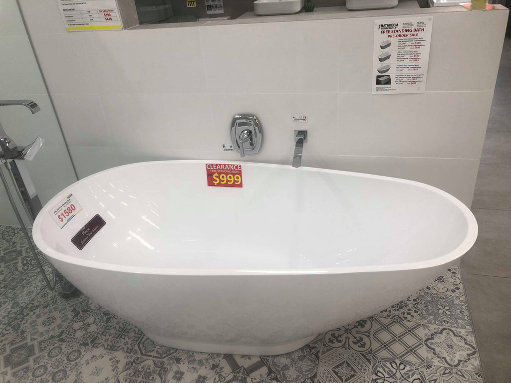 OPAL FREESTANDING BATH