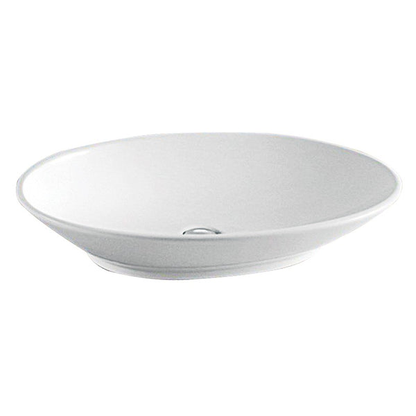 Ovol 700 Above Counter Basin BSN-P014,Basins,Above Count Basin,thebathroomoutlet