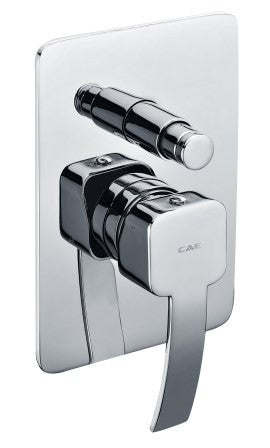 Toledo Shower/Bath Mixer With Diverter 10020045501,Tapware,Shower Tapware, Toledo,thebathroomoutlet