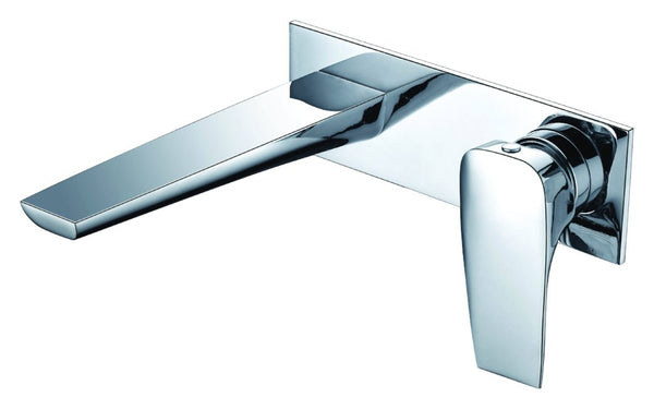 Lecco Wall Basin Mixer,Tapware, Lecco, Bathroom Tapware,thebathroomoutlet