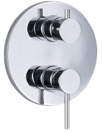 York 3-Way Shower/Bath Mixer,Tapware,Shower Tapware, York,thebathroomoutlet