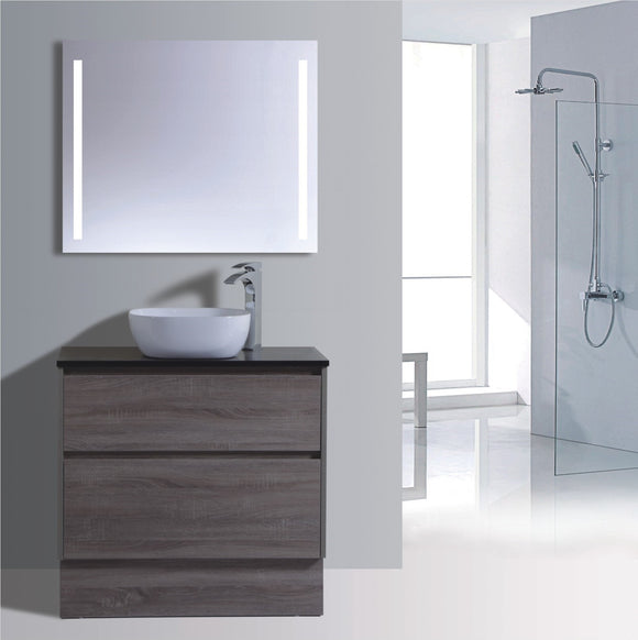 Caliber Series VMF750DW WGE Free Standing,Vanities,750mm,thebathroomoutlet