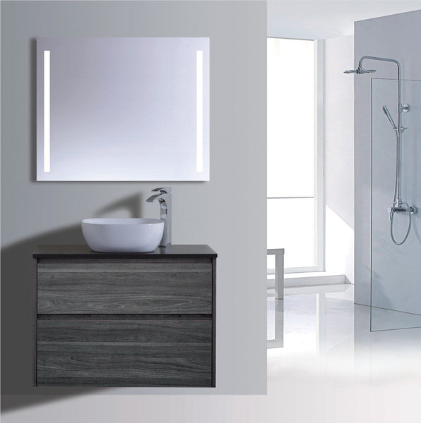 Caliber Series VMF750DW CCO Wall Hung,Vanities,750mm,thebathroomoutlet