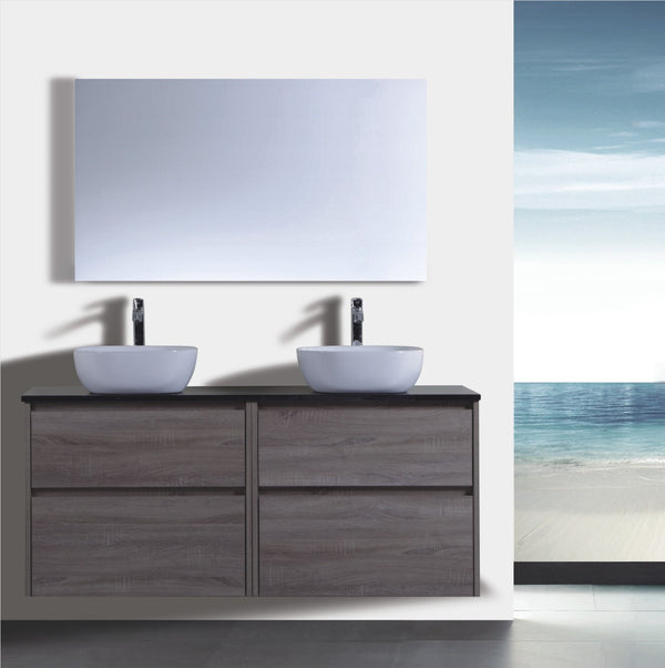 Caliber Series VMF1500DW WGE Wall Hung,Vanities,1500mm,thebathroomoutlet