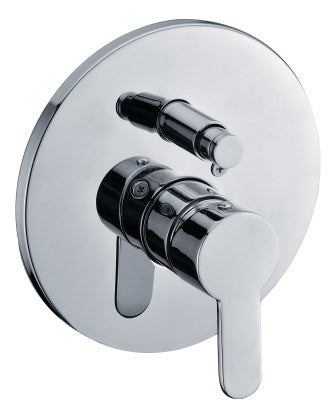 Garda Shower Mixer With Diverter,Tapware,Garda, Shower Tapware,thebathroomoutlet