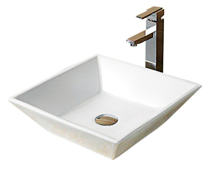 Paula Above Counter Basin BSN-P011,Basins,Above Count Basin,thebathroomoutlet