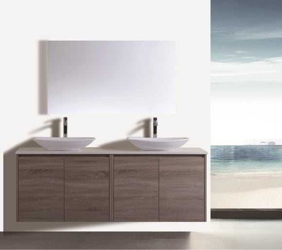 Caliber Series VMF1800DR WGE Wall Hung,Vanities,1800mm,thebathroomoutlet