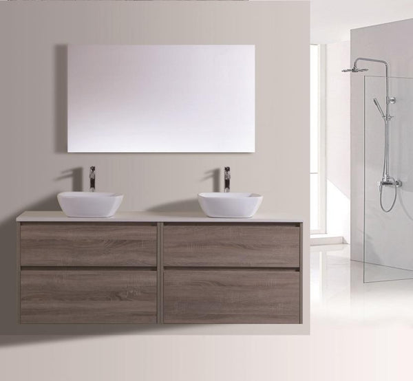Caliber Series VMF1800DW WGE Wall Hung,Vanities,1800mm,thebathroomoutlet