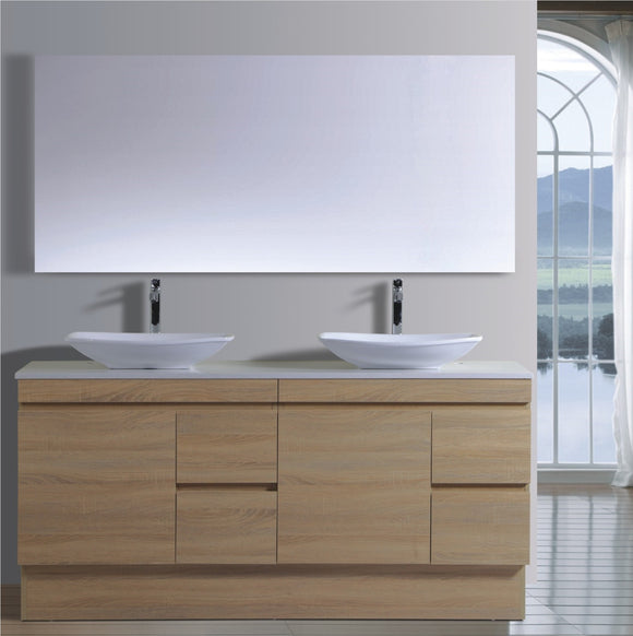 Reflex Series VGM1800 OAK Free Standing,Vanities,1800mm,thebathroomoutlet